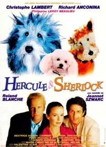 Hércule e Sherlock - Poster / Capa / Cartaz - Oficial 1