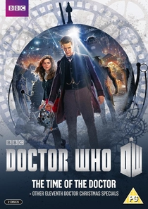 The Time of The Doctor - Poster / Capa / Cartaz - Oficial 1