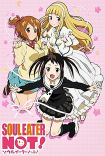 Soul Eater Not! - Poster / Capa / Cartaz - Oficial 2
