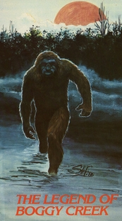 The Legend of Boggy Creek - Poster / Capa / Cartaz - Oficial 1