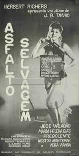 Asfalto Selvagem - Poster / Capa / Cartaz - Oficial 1