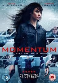 Momentum - Poster / Capa / Cartaz - Oficial 11