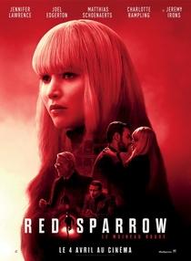 Operação Red Sparrow - Poster / Capa / Cartaz - Oficial 3