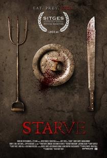 Starve - Poster / Capa / Cartaz - Oficial 1