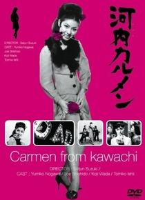 Carmen from Kawachi - Poster / Capa / Cartaz - Oficial 1