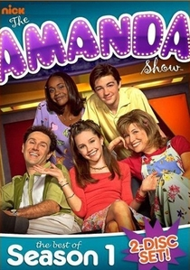 O Show da Amanda (1ª Temporada) - Poster / Capa / Cartaz - Oficial 1