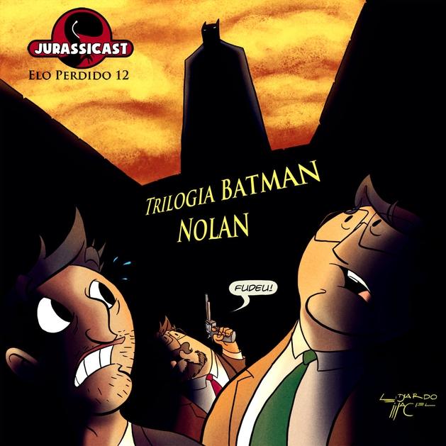 Elo Perdido 12 - Trilogia Batman-Nolan
