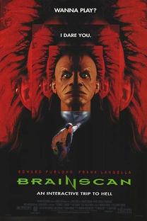 Brainscan - O Jogo Mortal - Poster / Capa / Cartaz - Oficial 1