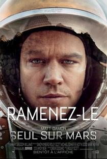 Perdido em Marte - Poster / Capa / Cartaz - Oficial 15