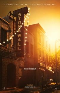 Stonewall - Onde o Orgulho Começou - Poster / Capa / Cartaz - Oficial 2