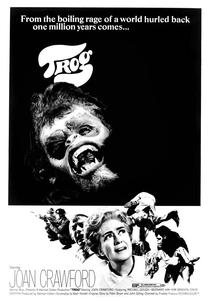 Trog: O Monstro das Cavernas - Poster / Capa / Cartaz - Oficial 3
