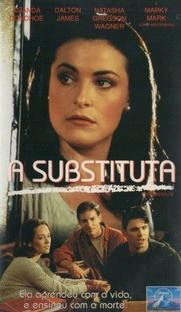 A Substituta - Poster / Capa / Cartaz - Oficial 1