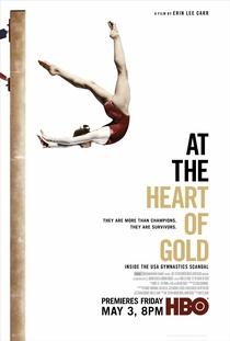 No Coração do Ouro: O Escândalo da Seleção Americana de Ginástica - Poster / Capa / Cartaz - Oficial 1