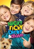Nicky, Ricky, Dicky & Dawn (1ª Temporada) (Nicky, Ricky, Dicky & Dawn Season 1)