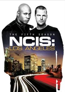 NCIS: Los Angeles (5ª Temporada) - Poster / Capa / Cartaz - Oficial 1