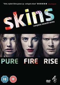 Skins - Juventude à Flor da Pele (7ª Temporada) - Poster / Capa / Cartaz - Oficial 6