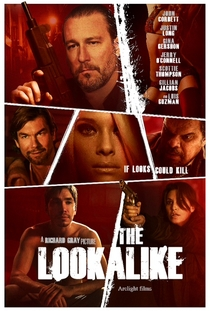 The Lookalike - Poster / Capa / Cartaz - Oficial 1