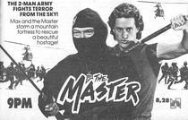 Master Ninja II - Poster / Capa / Cartaz - Oficial 1