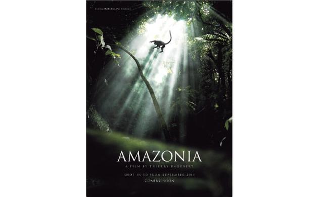 Filme 'Amazônia' estreia em 26 de junho nos cinemas do Brasil