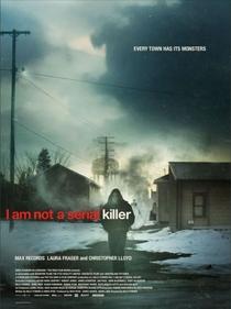 Eu Não Sou um Serial Killer - Poster / Capa / Cartaz - Oficial 2