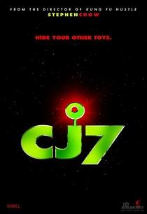 CJ7 - O Brinquedo Mágico - Poster / Capa / Cartaz - Oficial 3