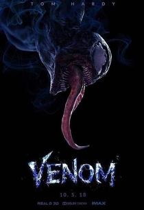 Venom - Poster / Capa / Cartaz - Oficial 5