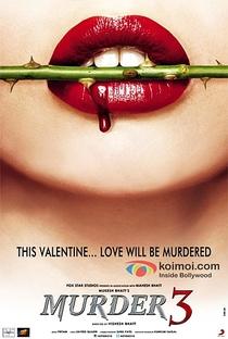 Murder 3 - Poster / Capa / Cartaz - Oficial 2
