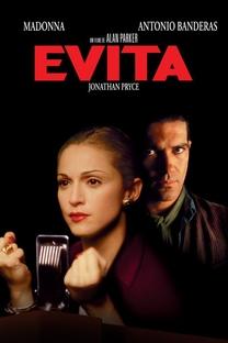 Evita - Poster / Capa / Cartaz - Oficial 9