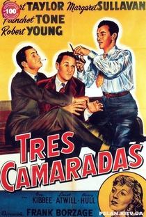 Três Camaradas - Poster / Capa / Cartaz - Oficial 2