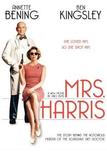 Mrs. Harris - Poster / Capa / Cartaz - Oficial 1