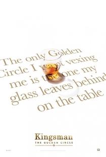 Kingsman: O Círculo Dourado - Poster / Capa / Cartaz - Oficial 6