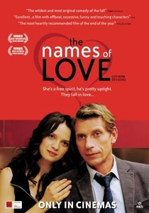 Os Nomes do Amor - Poster / Capa / Cartaz - Oficial 5