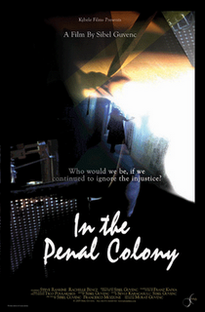 In the Penal Colony - Poster / Capa / Cartaz - Oficial 1