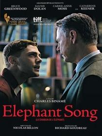 Elephant Song - Poster / Capa / Cartaz - Oficial 5