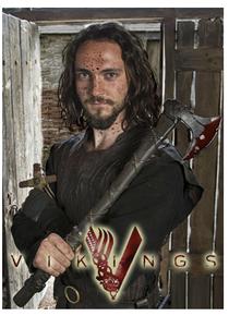 Vikings: O Diário de Athelstan - Poster / Capa / Cartaz - Oficial 1