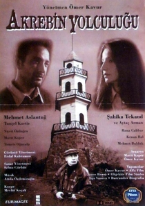 Akrebin Yolculuğu - Poster / Capa / Cartaz - Oficial 1
