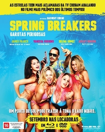 Spring Breakers: Garotas Perigosas - Poster / Capa / Cartaz - Oficial 18