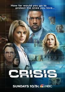 Crisis - Poster / Capa / Cartaz - Oficial 1