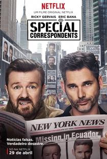 Special Correspondents - Poster / Capa / Cartaz - Oficial 1