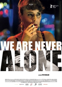 We Are Never Alone - Poster / Capa / Cartaz - Oficial 1