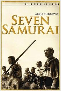 Os Sete Samurais - Poster / Capa / Cartaz - Oficial 26