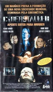Cyberstalker - Aperte Enter para Morrer - Poster / Capa / Cartaz - Oficial 1