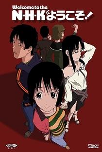 NHK ni Youkoso! - Poster / Capa / Cartaz - Oficial 25