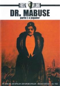 Dr. Mabuse, o Jogador - Poster / Capa / Cartaz - Oficial 8