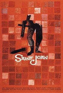 Santa Joana - Poster / Capa / Cartaz - Oficial 1