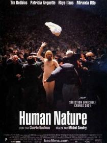 A Natureza Quase Humana - Poster / Capa / Cartaz - Oficial 1