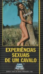 Experiências Sexuais de um Cavalo - Poster / Capa / Cartaz - Oficial 1