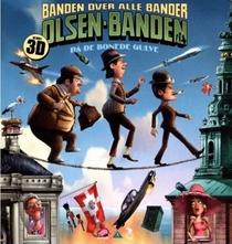 A gangue de Olsen no piso polido - Poster / Capa / Cartaz - Oficial 1