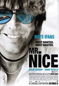 Mr. Nice - Poster / Capa / Cartaz - Oficial 1