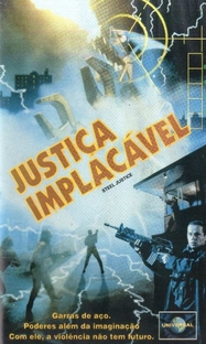 Justiça Implacável - Poster / Capa / Cartaz - Oficial 1